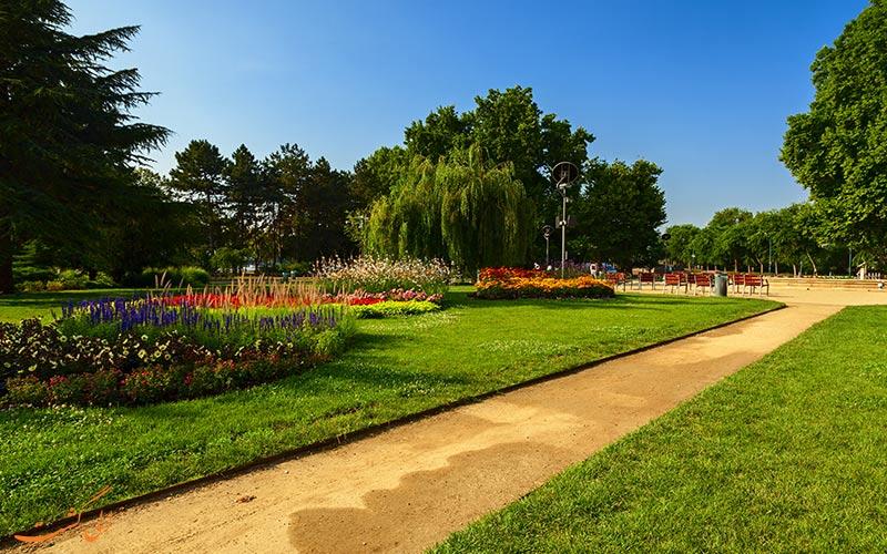 باغ های مخصوص