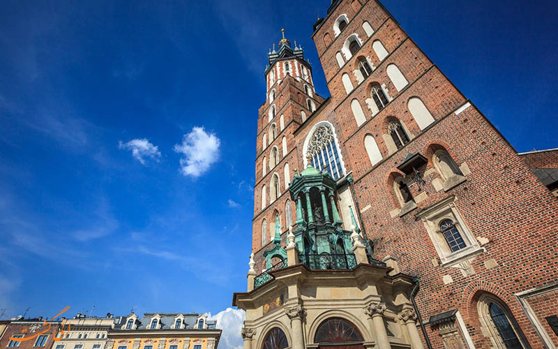 تاریخچه کلیسای جامع سنت ماری