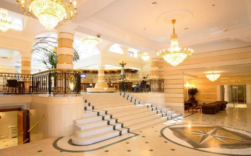 هتل امبسدر سنت پترزبورگ