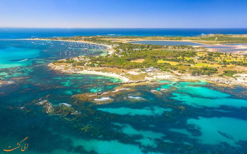 منطقه بزرگ فانوس دریایی