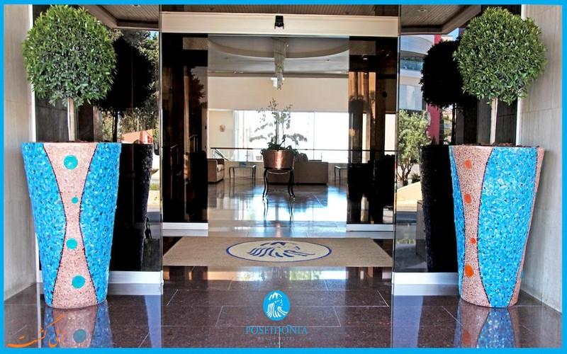 هتل ساحلی پوسیدونیا لیماسل