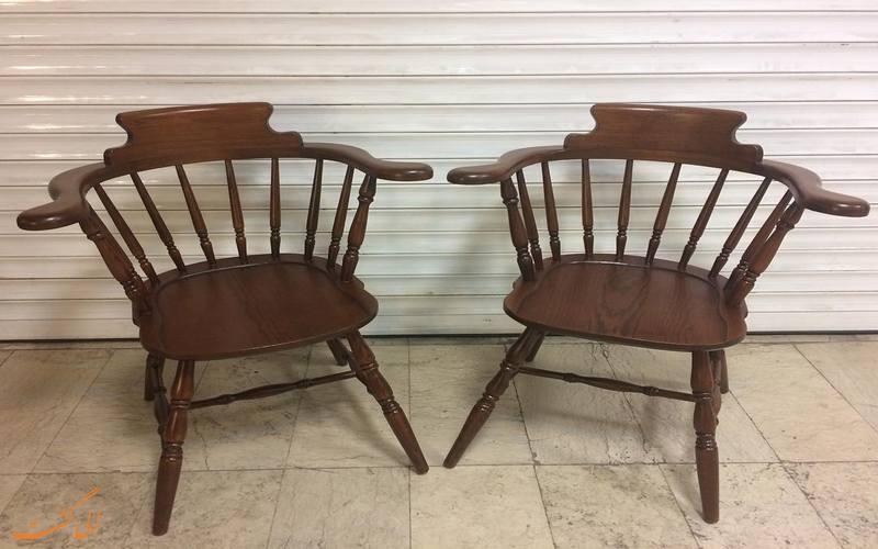 صندلی خراطی