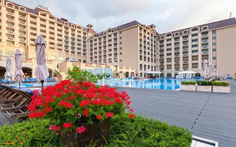 هتل ملیا گراند هرمیتیج وارنا