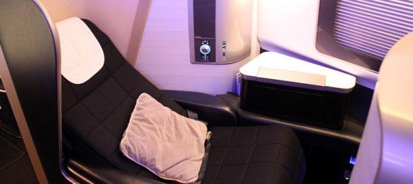 معرفی پرواز بیزینس کلاس شرکت هواپیمایی بریتیش ایر ویز