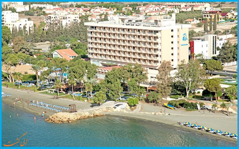 هتل ساحلی پوسیدونیا در لیماسل