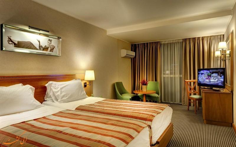 هتل پرزیدنت در آتن