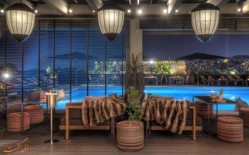 هتل 4 ستاره پرزیدنت در آتن