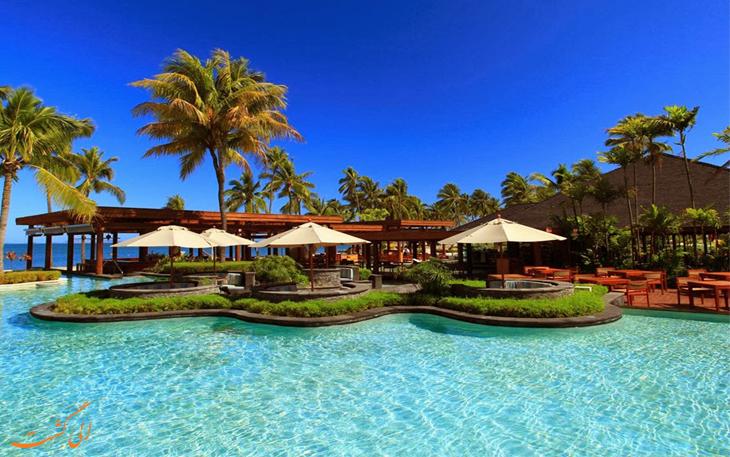 چشم انداز جزایر مالدیو