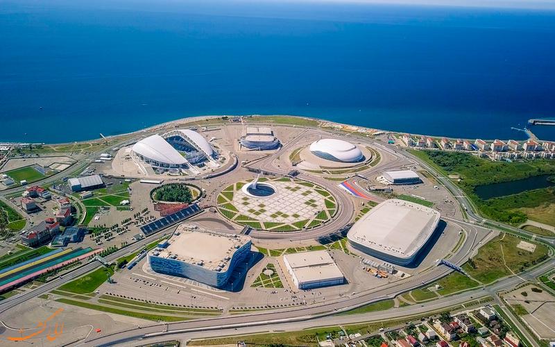 مجموعه پارک المپیک
