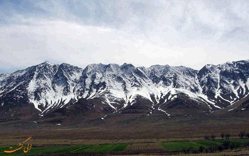 کوه های منطقه حفاظت شده هفتاد قله