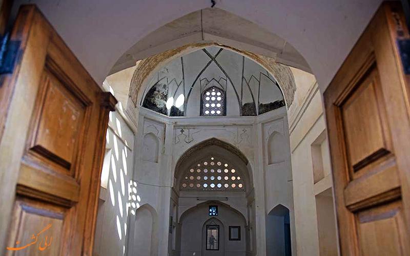نمای داخلی خانه ملاصدرا