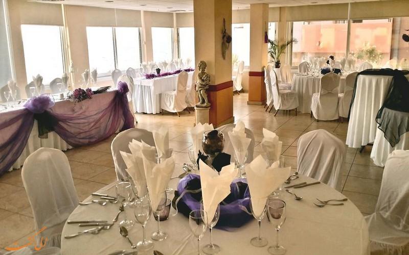 هتل 3 ستاره فلامینگو بیچ در لارناکا
