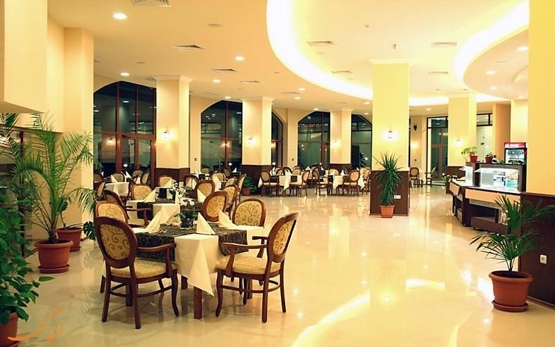 هتل 4 ستاره سنترال در وارنا
