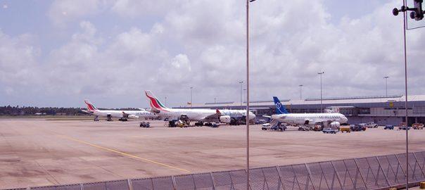 معروفی فرودگاه بین المللی باندارنیکی کلمبو