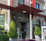 معرفی هتل ۴ ستاره امپر در پاریس