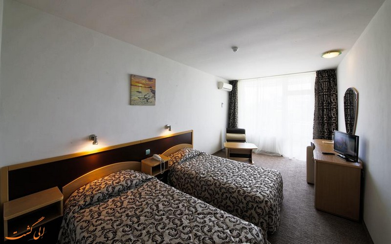 هتل 4 ستاره شیپکا در وارنا
