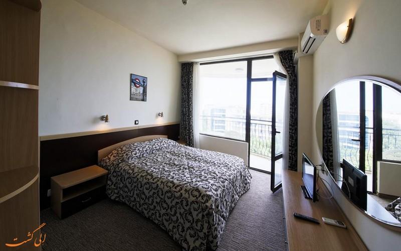 هتل 4 ستاره شیپکا وارنا