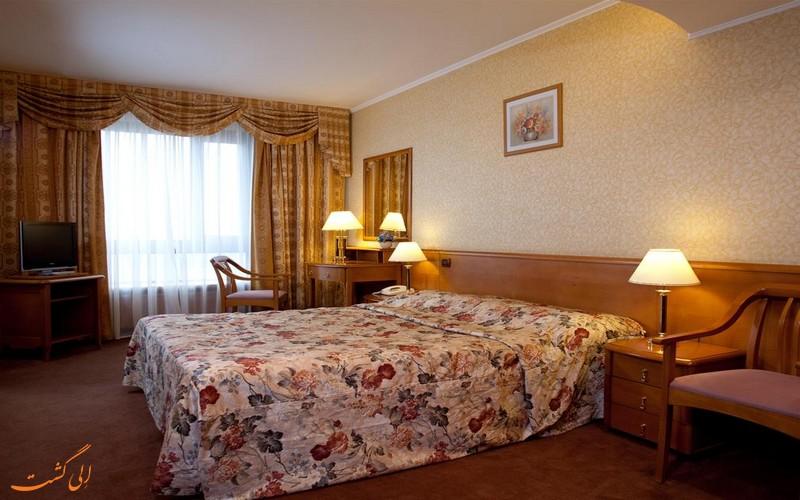 هتل کاسماس مسکو