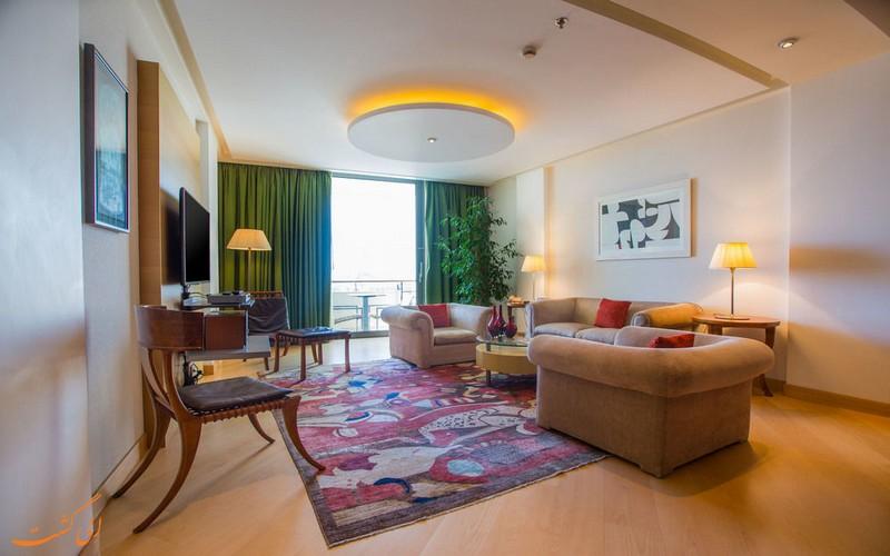 هتل هیلتون در یونان