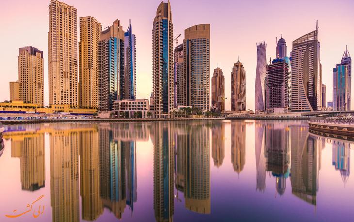 گردشگری دبی در سال های اخیر