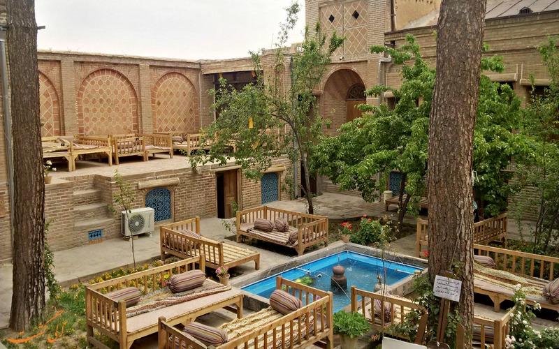 هتل خانه سنتی بهروزی قزوین
