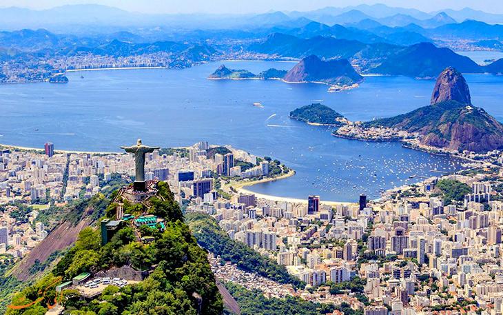 راهنمای مسافرتی به ریودوژانیرو