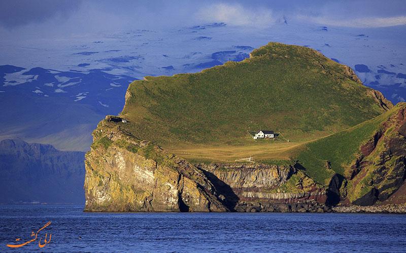 خانه ی عجیب جزایر وستمن