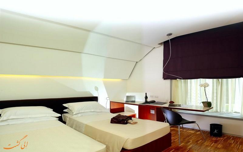 هتل بلک در رم