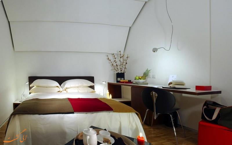 هتل4 ستاره بلک در رم
