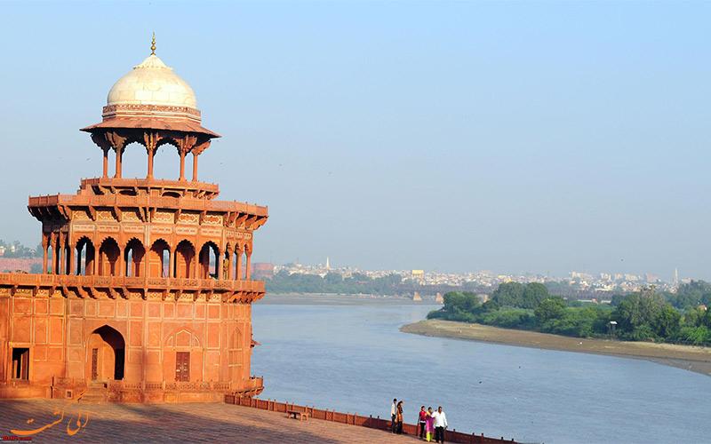 سفر یک روزه به آگرا-Agra