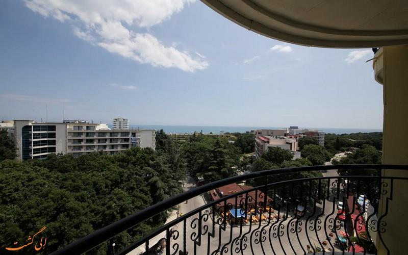 هتل 4 ستاره شیپکا