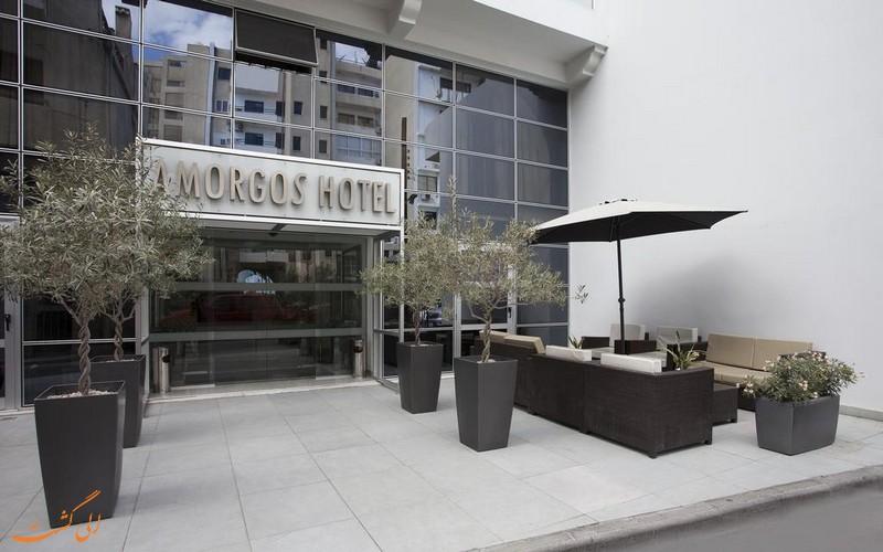 هتل آموروگوس بوتیک در لارناکا