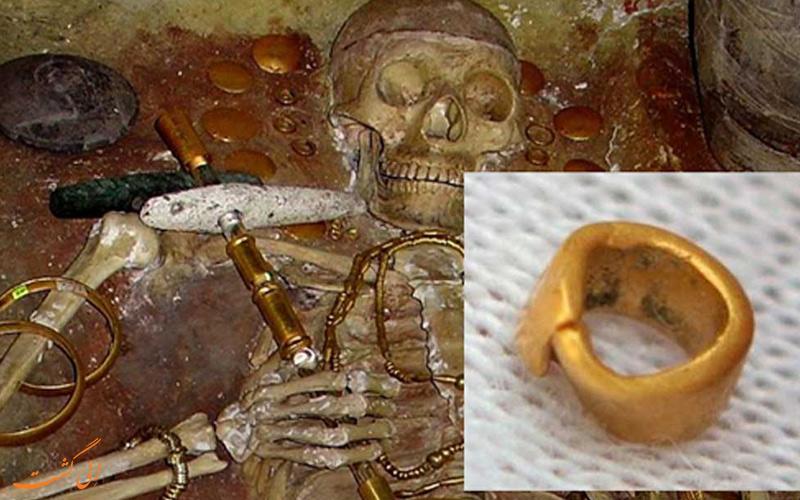قبر 5 هزار ساله