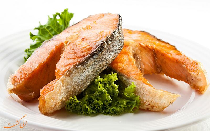 ماهی های خوشمزه