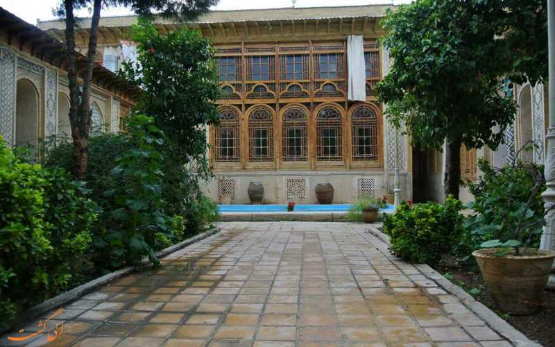 خانه زیبای فروغ الملک