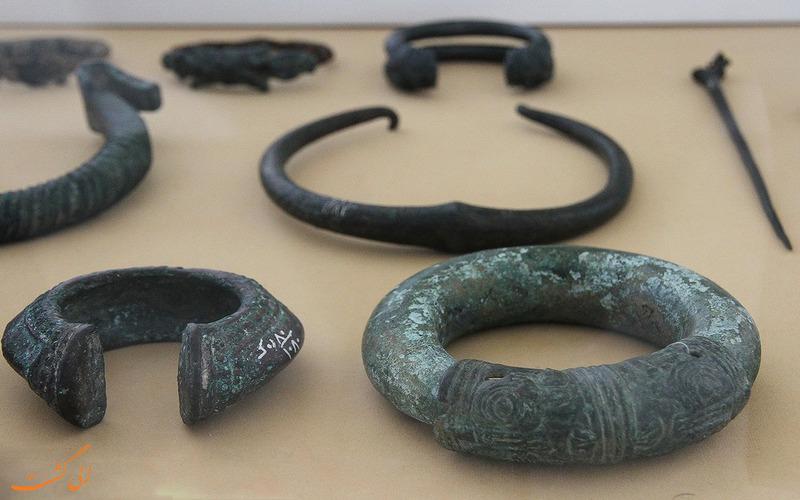 آثار تاریخی موزه