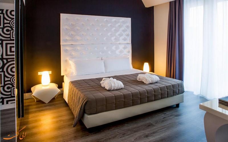 هتل 4 ستاره دا وینچی در میلان