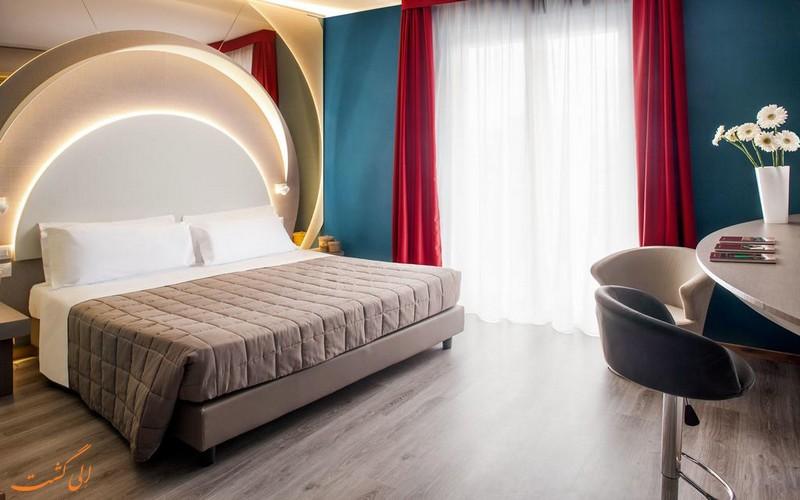 هتل 4 ستاره دا وینچی میلان