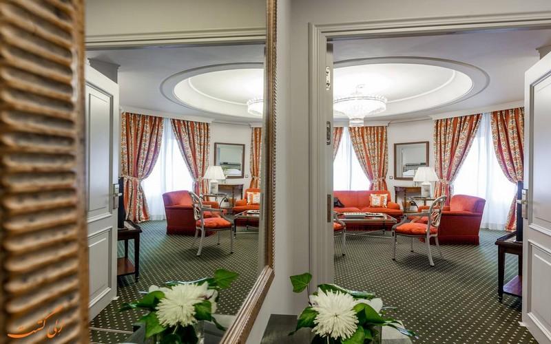 هتل 5 ستاره ولینگتن در مادرید