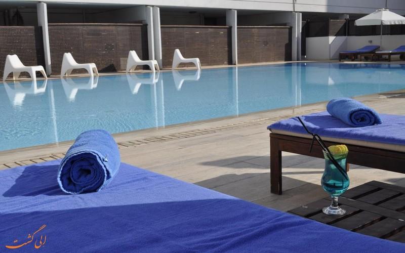 هتل 4 ستاره سان هال لارناکا