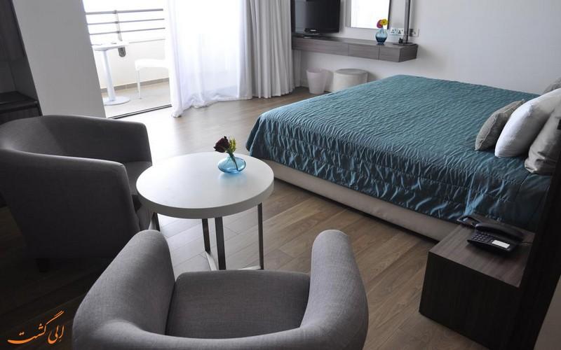 هتل 4 ستاره سان هال درلارناکا