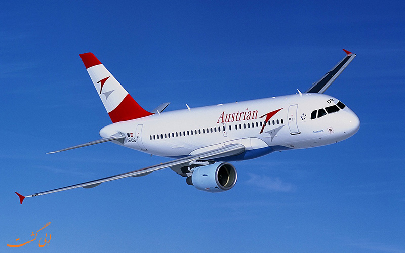 پرواز بیزینس کلاس شرکت هواپیمایی آسترین ایرلاینز