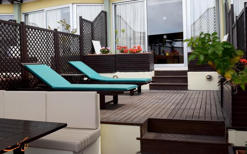 هتل لردس بیچ در لارناکا