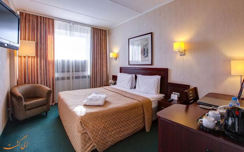 هتل آئروستار در مسکو