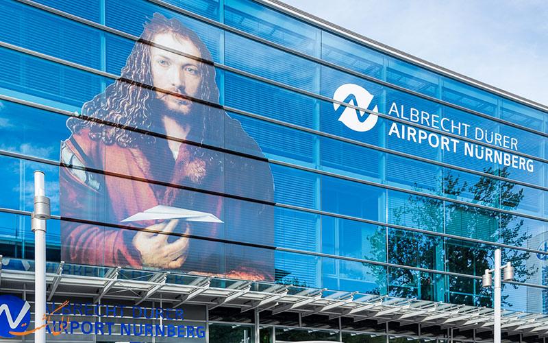 اطلاعات فرودگاه بین المللی نورنبرگ