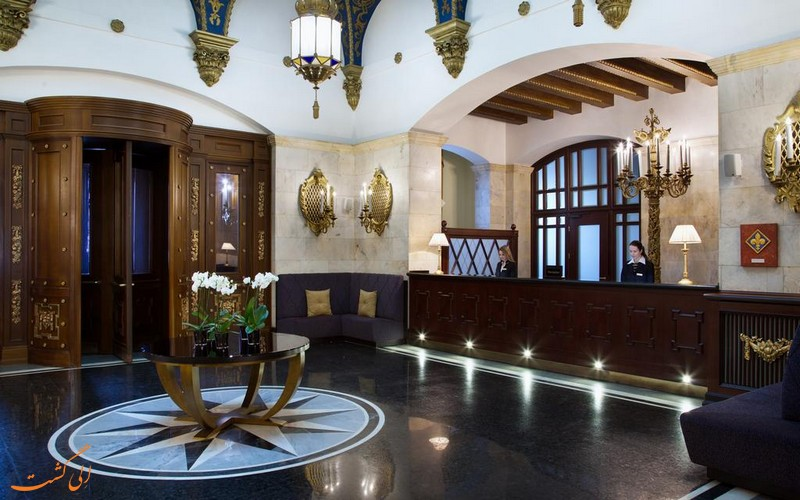 هتل 5 ستاره هیلتون لنینگردسکیا در مسکو