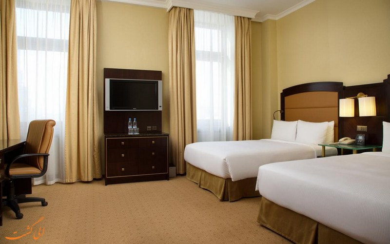 هتل 5 ستاره هیلتون لنینگردسکیا