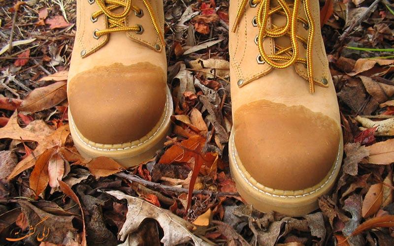 کفش کوهپیمایی - نحوه انتخاب کفش کوهنوردی