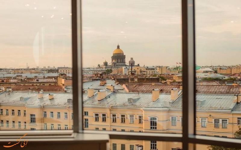 هتل امبسدر روسیه