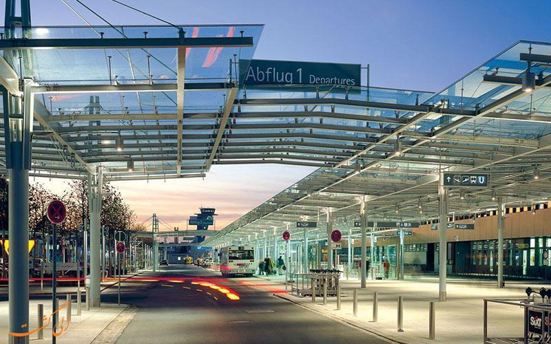 تاریخچه ی فرودگاه بین المللی نورنبرگ